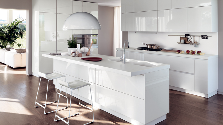 in the kitchen not just chairs magazine scavolini espa a